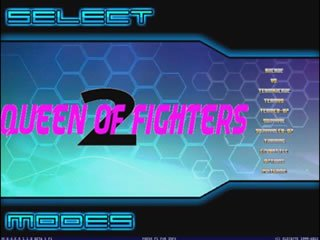 The Queen of Fighters 2