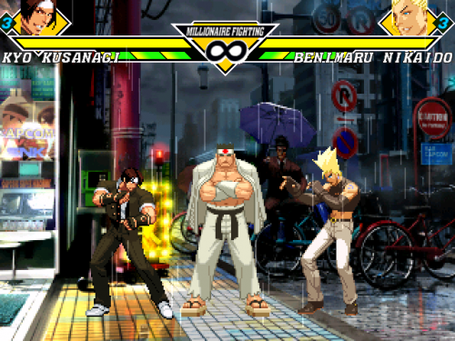 Ultimate Capcom VS SNK - Screenpacks - AK1 MUGEN Community