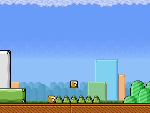 Super Mario Bros. 3 1-1