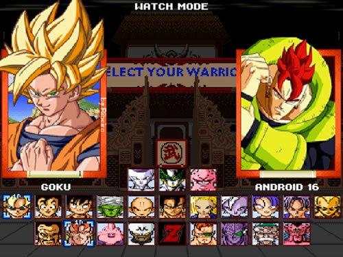 Dragon Ball Z Mugen Butoden