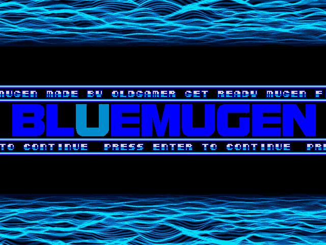 Blue mugen reborn and 720p 1.0 & 1.1