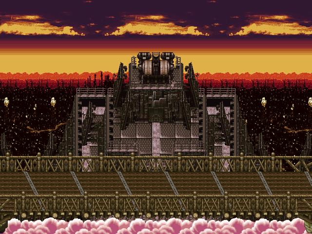 Final Fantasy 6 Jump Super All Star Mugen Stage