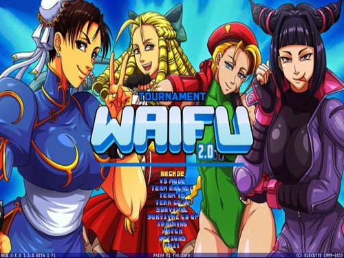 WAIFU TOURNAMENT 2.0 MUGEN 2020