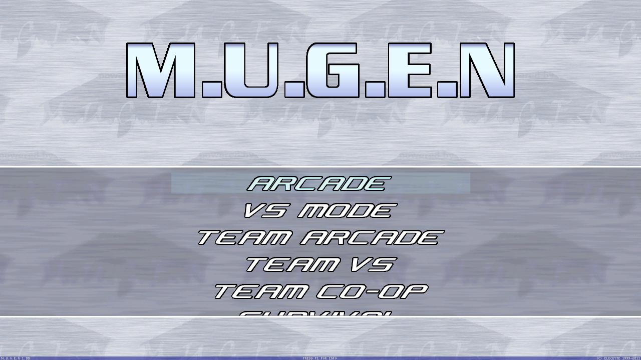 My Mugen Quiz