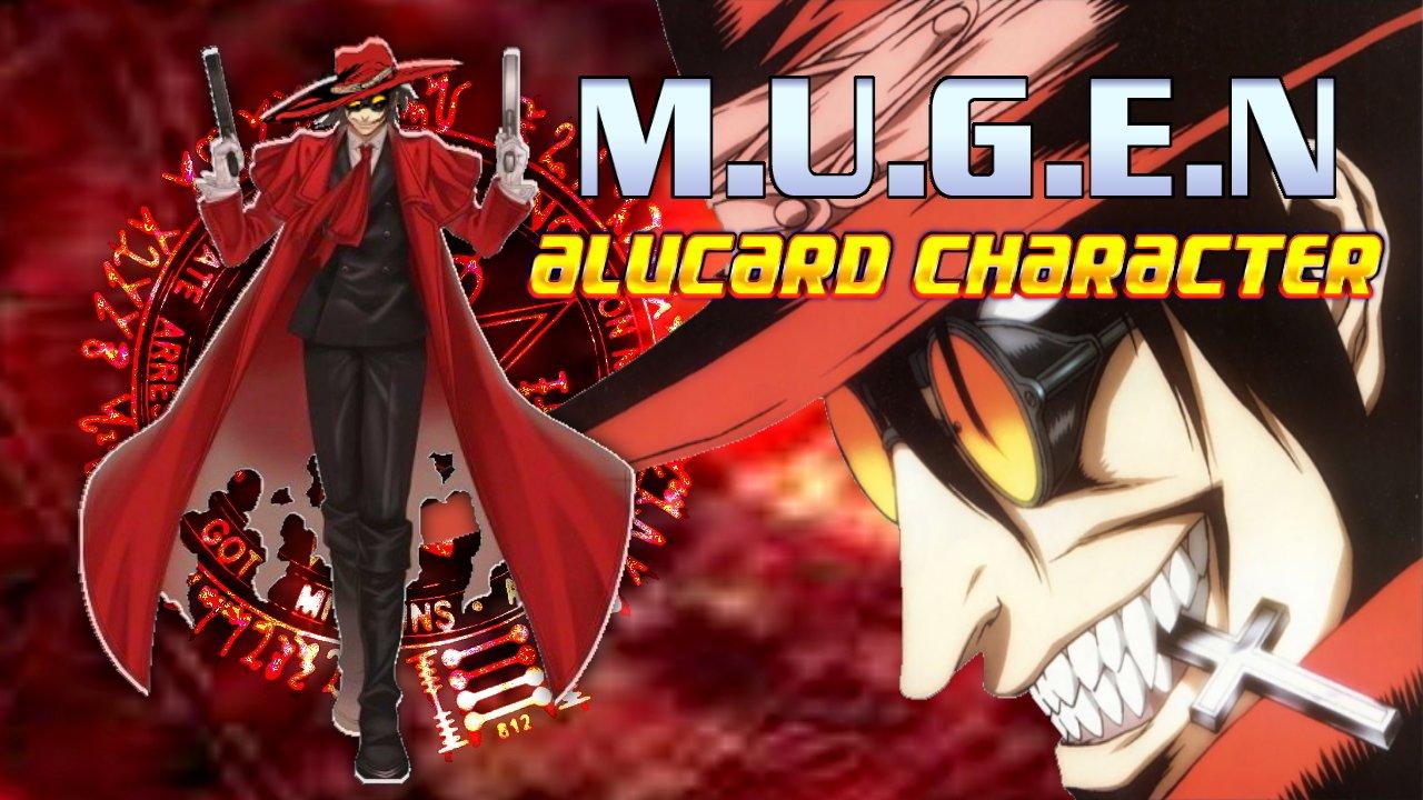ALUCARD MVC2 STYLE