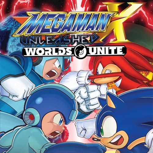 Megaman X Unleashed Worlds Unite (SAGE 2020)