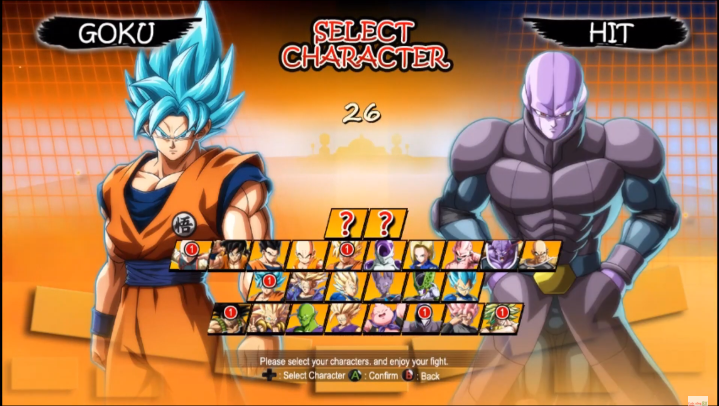 Dragon Ball FighterZ by Axellord, CobraG6 & Alex G.T.M