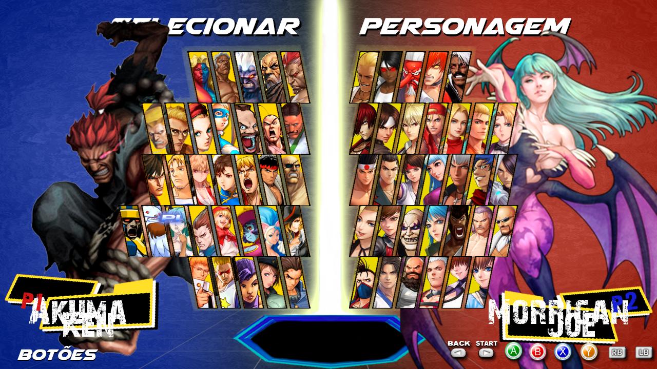 CAPCOM VS SNK 3 MILLIONAIRE FIGHTING [COM FILTRO] [D'Paula Games edition]