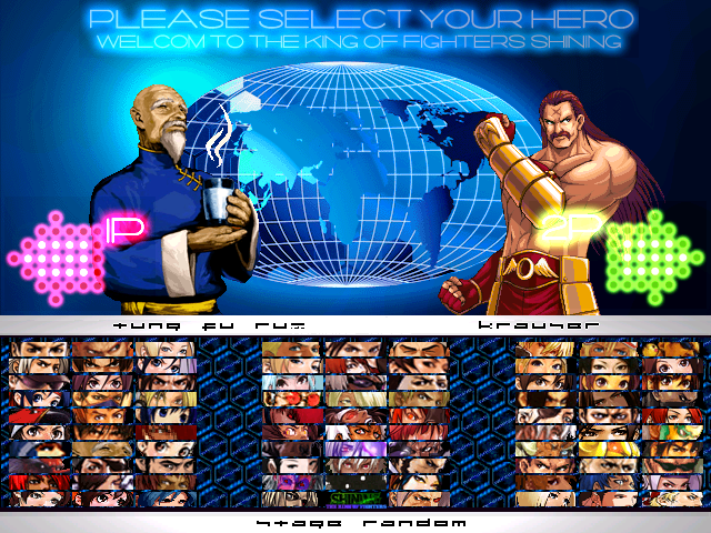 KOF Shining 2.0.6 [DECRYPTED=OPEN] little edits by RAMON GARCIA [RARE MUGEN]
