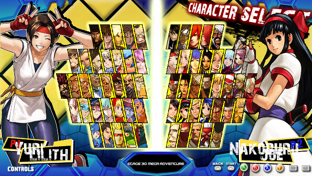 CAPCOM VS SNK 3 BATTLE OF MILLENIUM [MUGEN] v2