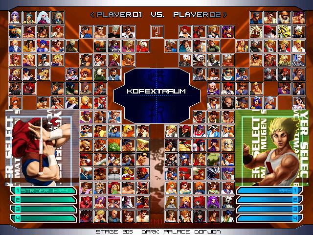 Mugen - King of Fighters EX UM Plus 2020