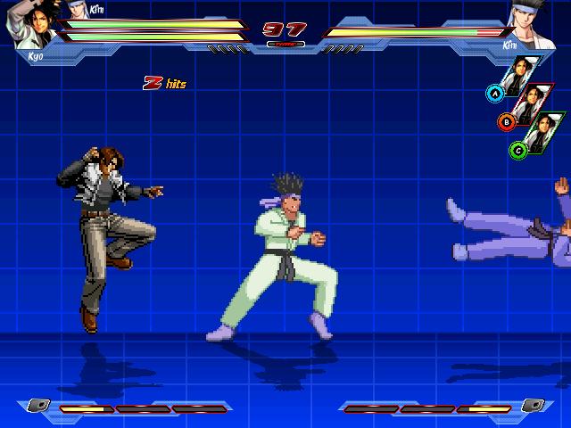 Nitroplus Blasters: Heroines Infinite Duel (Lifebars)