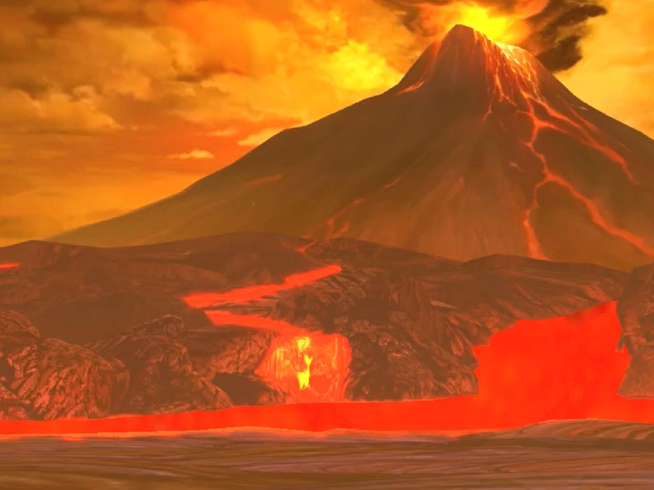 SFIV_Volcanic Rim 1.0/1.1