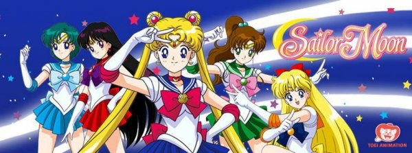 sailor moon banner