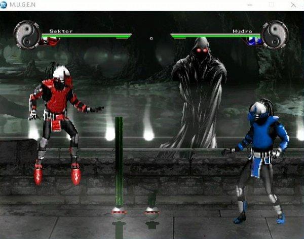 Mortal Kombat Heroes Sektor
