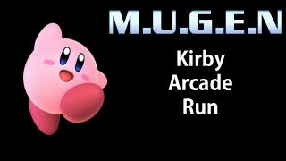 MUGEN: Kirby Arcade Run