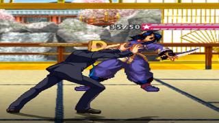 MUGEN Samurai Shodown X Idol M@ster: Rera VS Producer
