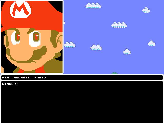 Super Mario Bros ScreenPack
